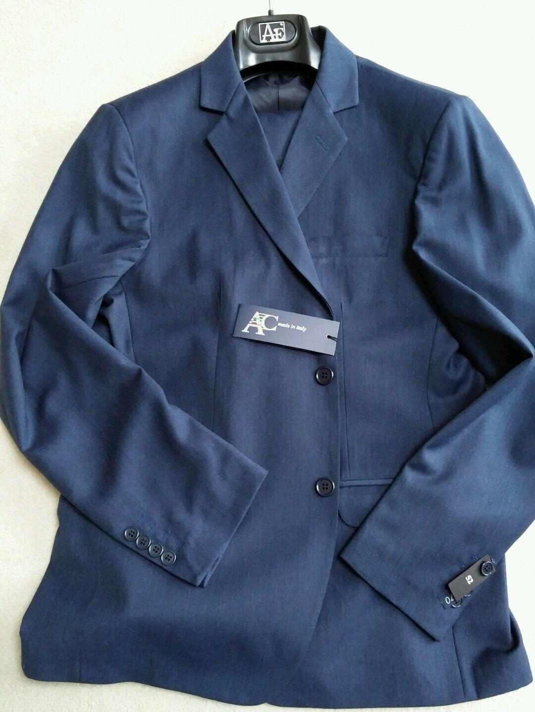 AC Sartoria Italiana Mens Suit Medium