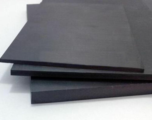 5mm 8mm 10mm Black Foam PVC Sheet Material Board Modle Plate