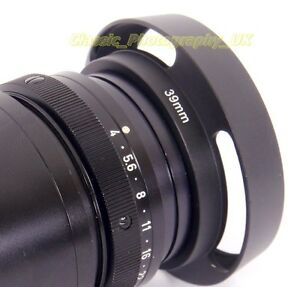 LEICA-E39-fit-Metal-Vented-Lens-Hood-39mm-for-Summicron-2-50mm-Summaron-M-2-35mm