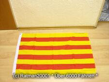 Fahnen Flagge Spanien Katalonien - 60 x 90 cm