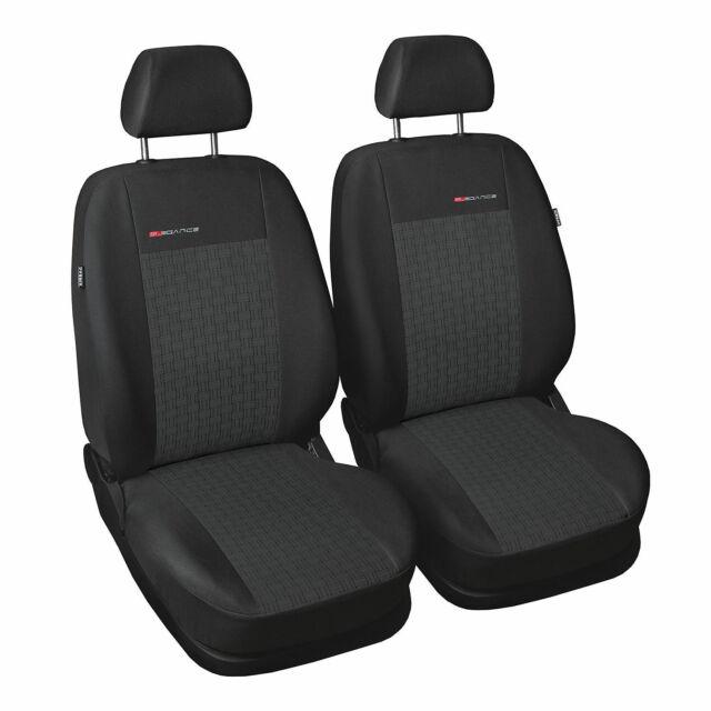 Toyota Auris Universal Silver Sitzbezüge Sitzbezug Auto Schonbezüge Schonbezug