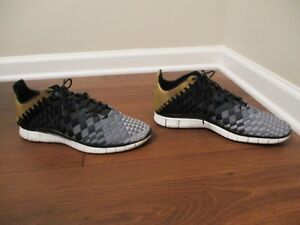 official photos 56ce7 e83af Image is loading Used-Worn-Size-13-Nike-Free-Inneva-Woven-