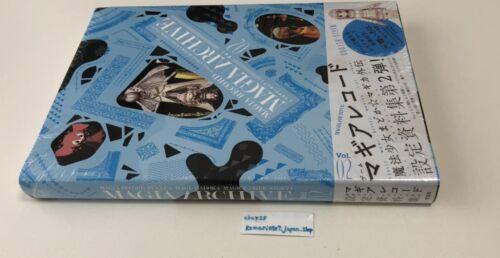 MAGIA RECORD ARCHIVE ART BOOK vol 2 madoka magika anime illustration works