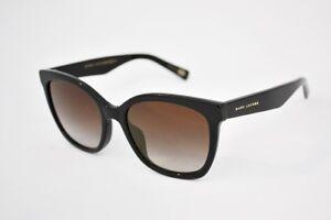 9f5bda7b7d MARC JACOBS Marc 309 S 309 S sunglasses 807JL Black 54mm WOMEN ...