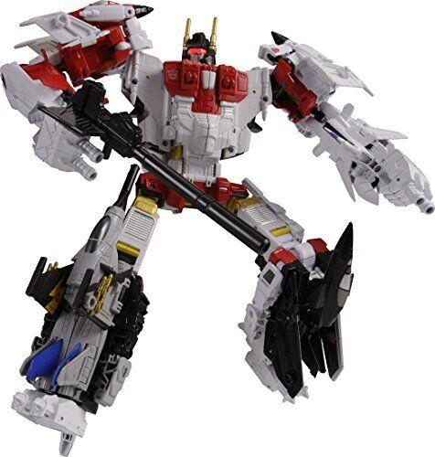 Takara Tomy Transformers UW01 UW-01 Superion JAPAN OFFICIAL IMPORT