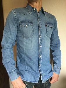 levis jeans hemden