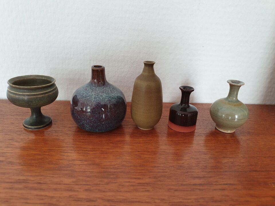 Keramik, Miniature vaser