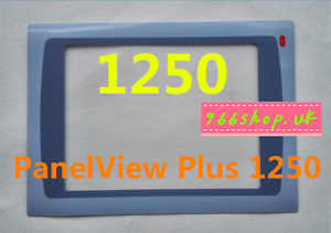 Tracking ID For AB PanelView 1250 2711P-T12C4D9 2711P-RDT12C Protective Film