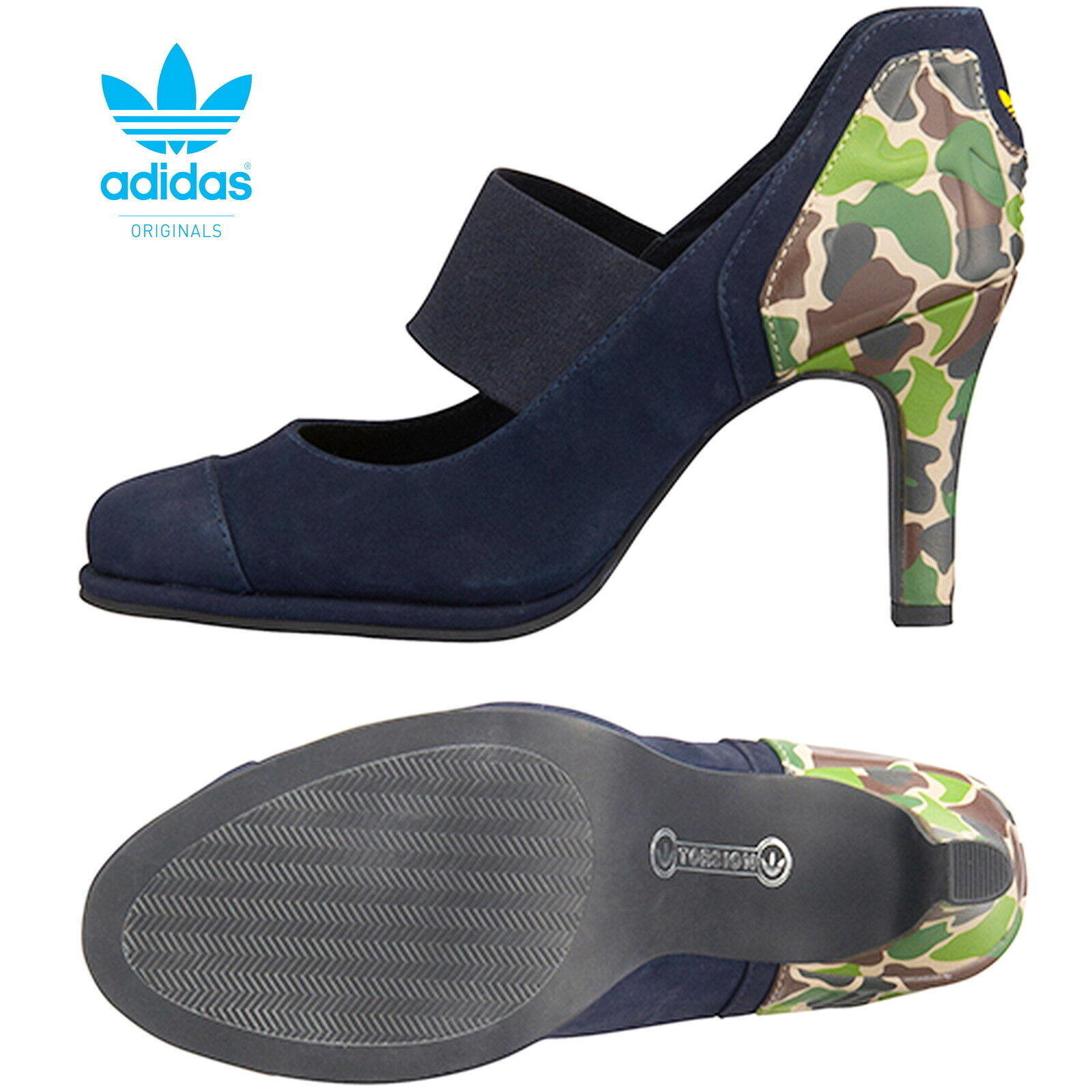 colorways incredibili ADIDAS ZX heel DA DA DA DONNA PUMPS Originals FB. Navy darkblu g96569  stile classico