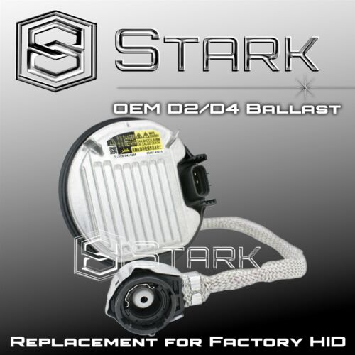 2013-2014 RX350 RX450h Factory HID OEM Replacement Ballast D4S//D4R