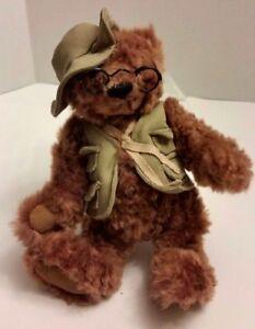 TEDDY-BEAR-ROOSEVELT-DAN-DEE-9-INCH