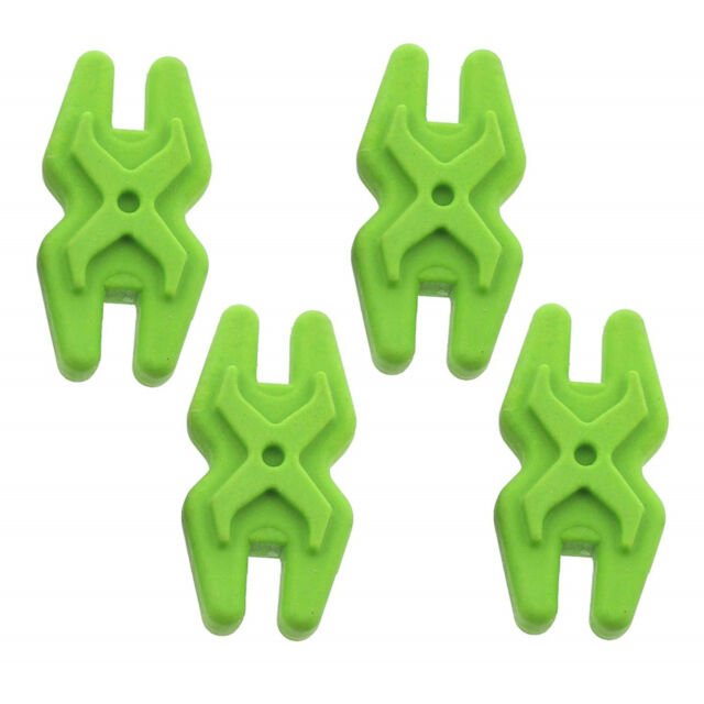 PSE Limb Gen-X Green Color Rubber Vibration Dampener 4 Pack 01318GN #58916