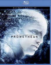 Prometheus (Blu-Ray,2015) New & Sealed