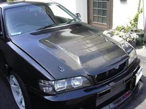 Details about URAS DMAX Universal hood vent cut Miata AE86 RX7 Civic S13  S14 S15 240sx 350z