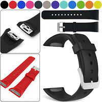Silicone Replacement Wristwatch Watch Band Strap For Samsung Gear Fit 2
