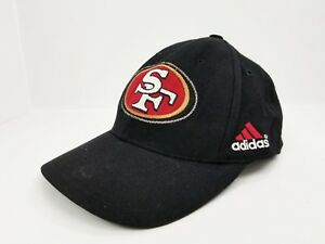 3d3dc5e68b9 Vintage San Francisco 49ers ADIDAS Fitted 7 3 8
