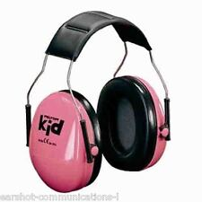 3M Peltor Kid, Peltor Kids Ear Defender in Pink Headset Optime 1