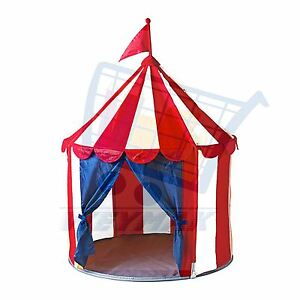 Image is loading IKEA-CIRKUSTALT-Mini-Play-Circus-Tent-Childs-Indoor-  sc 1 st  eBay & IKEA CIRKUSTALT Mini Play Circus Tent Childs Indoor Wendy ...