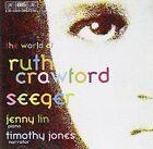 World of Ruth Crawford Seeger The (lin Jones) 7318590013106 by Jones CD