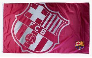 FC-Barcelona-Stadium-Camp-Nou-Fan-Shield-Flag-Logo-5-039-x3-039-Messi-Iniesta-Xavi