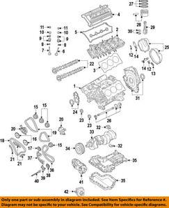 AUDI OEM 05-08 A6 Quattro-Camshaft Seal 06E109345A | eBay | Audi S6 Engine Diagram |  | eBay