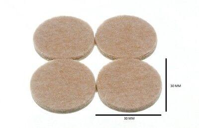 Streifen 4 Stück Rund Filzscheibe Selbstklebend 32mm Durchmesser 4mm Dickes 10 Baustoffe & Holz Sonstige