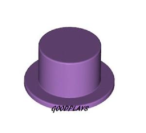 Lego Medium Lavender top hat for super heroes minifigure The Penguin new