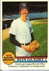 1979 Topps Ron Guidry #202 Baseball Card