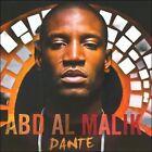 Dante * by Abd Al Malik (CD, 2008, Polydor)