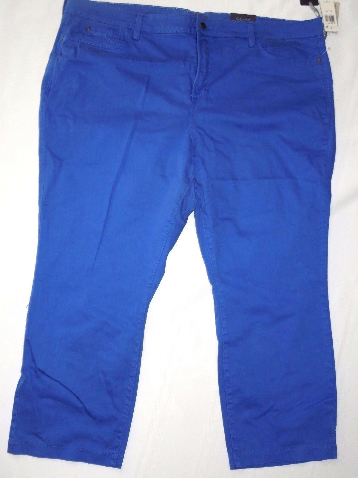 NYDJ Not Your Daughter's blueebell bluee ankle Jeans Size 24W