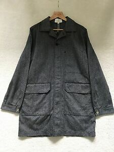 Paul Smith RED EAR Grey Coverall  Jacket  Size M