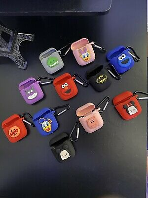 Cartoon Silicone Case For Apple Airpods 1 And 2 Ebay