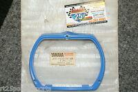 Yamaha Headlight Rim Ca50 Ca Riva 20g-84115-60-4m / 20g-84115-60-93 Blue Scooter