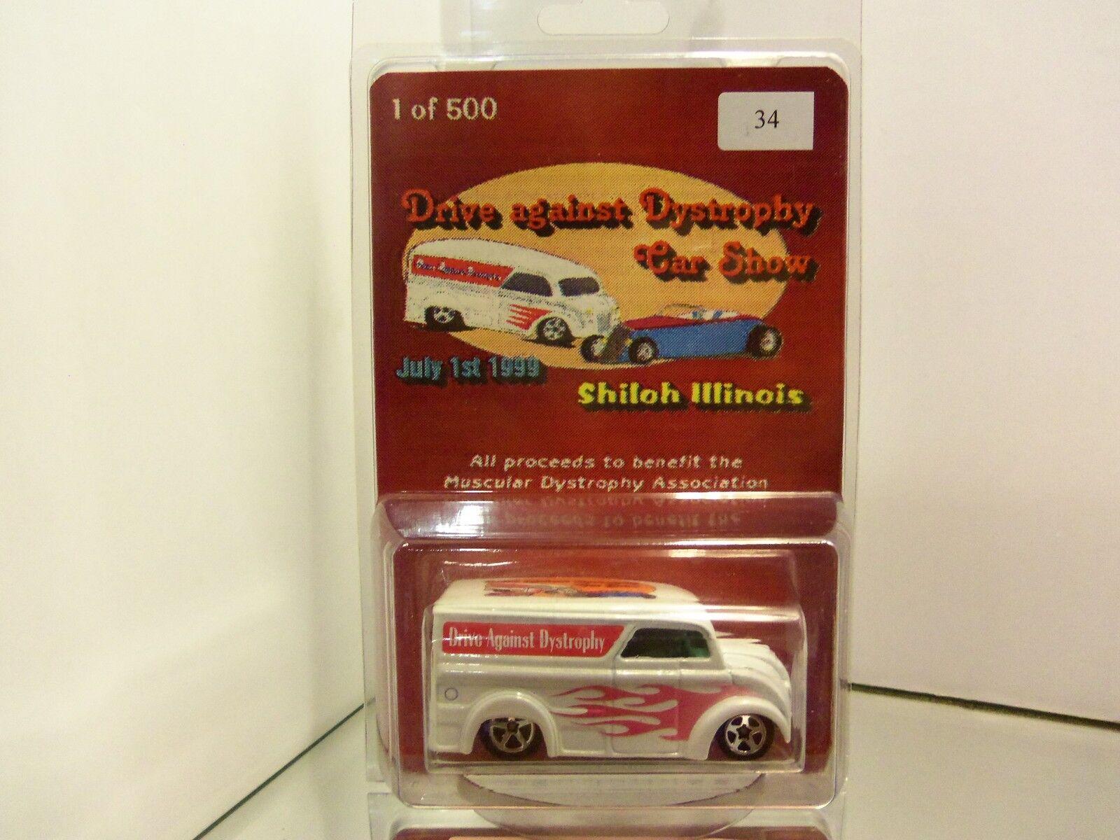 1999 Hot Wheels Personalizado lácteos entrega-MOC-escala 1 1 1 64 e88421