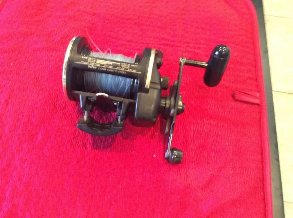 DAIWA SEALINE GOOD SL50SH Conventional Reel-VERY GOOD SEALINE SHAPE 1c422e