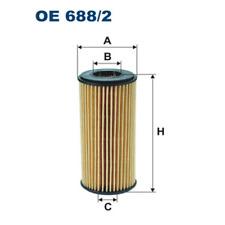 BOSCH F 026 407 176 Filtro olio
