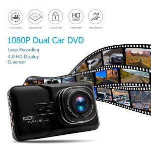 Dash-Car-DVR-Recorder-era-Dual-Lens-3-039-039-170-Car-1080P-Full-HD-G-sensor