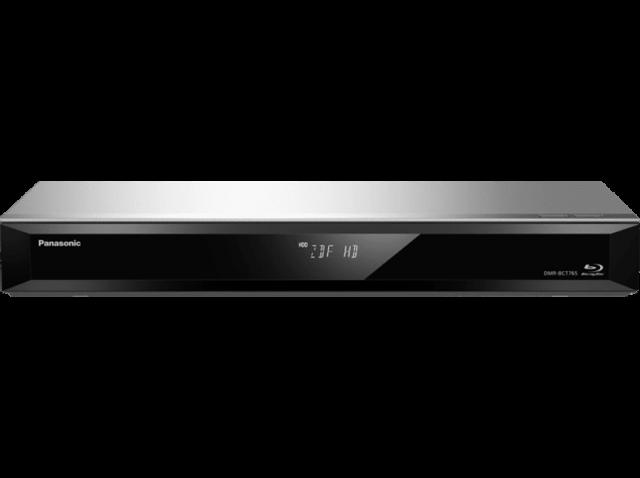 2235865 Panasonic DMR-BCT 765 EG Silber