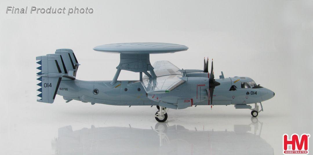 Hobby Hobby Hobby Master HA4806, Northrop Grumman E-2C Hawkeye, 111 Squadron, RSAF, 1:72 bd4703
