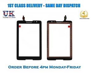New Lenovo IdeaTab A8-50 A5500 A5500F Tablet Touch Screen Digitizer Black