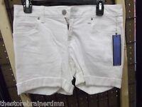Apt 9 - Teen - Shorts - White - Size 4 (ac-17-982)