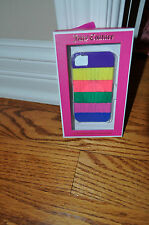 NWT!! JUICY COUTURE IPHONE 4/4S Case Multi Color Retail $48.00~HOT~