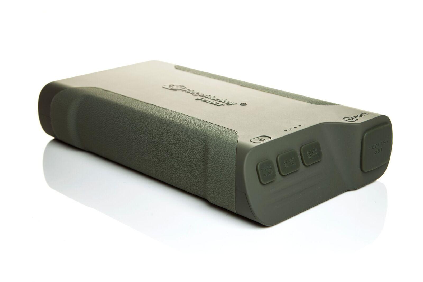 Ridgemonkey Vault C-Smart New- 42150mAh Gunmetal Grün Powerbank New- C-Smart Free Delivery b5e87f