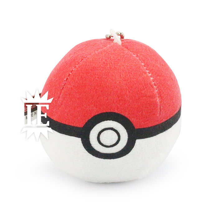 Pokemon Pokeball Plüsch Plush Ash Doll Poke Ball Plüsch Poké Ash