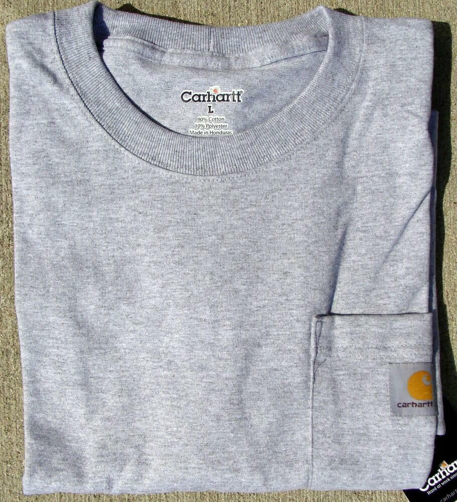 CARHARTT MEN/'S WORKWEAR T-SHIRTS />YOU PICK STYLE,SIZE OR COLORS NWT