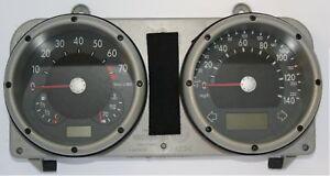 VW-LUPO-140-MPH-1-4-AUB-MOTOMETER-CLOCK-SPEEDO-METER-6X0-920-901-B