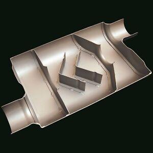 Flowmaster Performance Exhaust Muffler-Super 44 TM Delta Flow Muffler