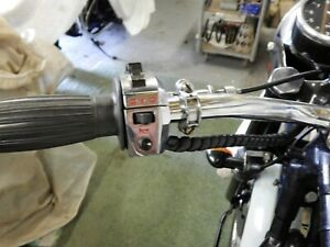 AJS, Matchless and most British Motorcycles Indicator switch