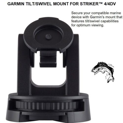 GARMIN TILT/SWIVEL MOUNT FOR STRIKER™ 4/4DV: For Optimum Viewing
