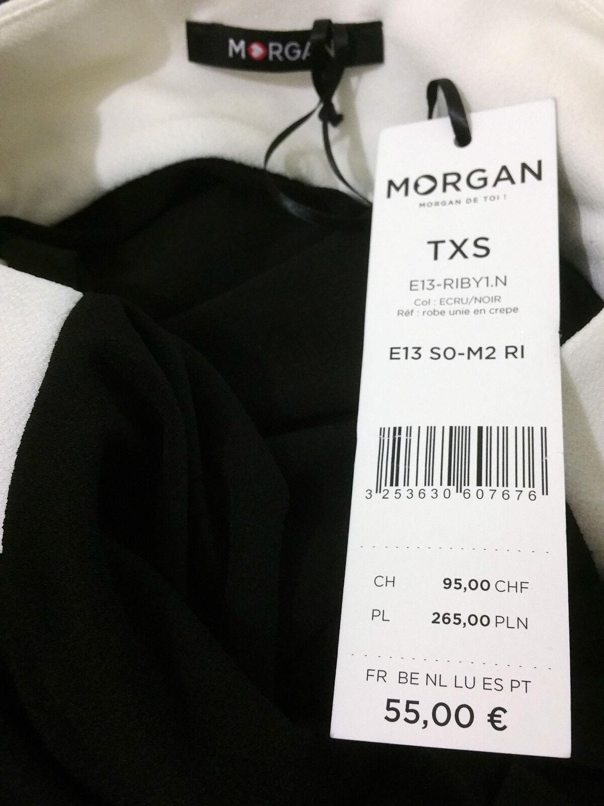 Robe MORGAN avec ceinture Dimensione XS   T34 T T T 34   T0 (pv ) 7b495a